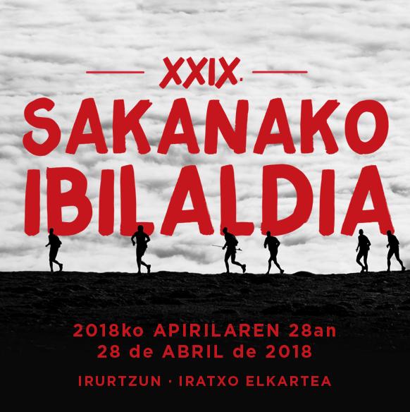 XXIX  SAKANAKO IBILALDIA   Iratxo Elkartea