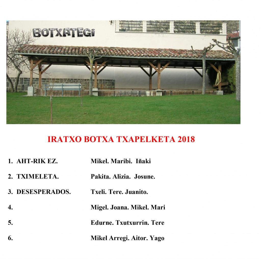 Egutegia 2018. Botxak-1